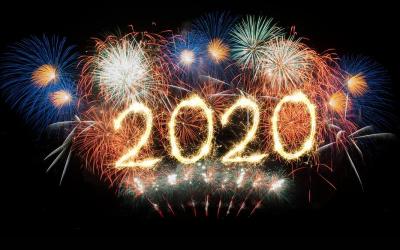 Srečno 2020