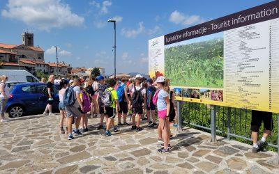 Ekskurzija v Goriška brda – 5.r