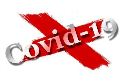 Preprečevanje okužbe z virusom SARS-CoV-2